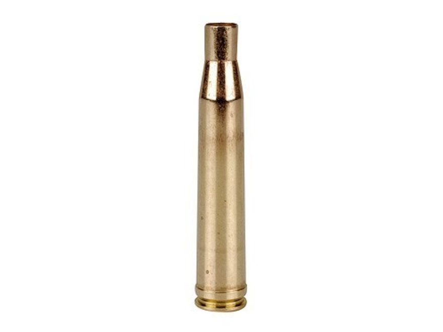 Norma Brass 300 H&H Mag Unprimed Box of 25
