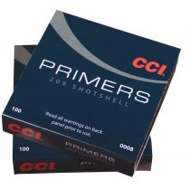 CCI - Primer - 209 - Shotshell 100/Box