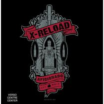 X-Reload T-Shirt Aficianado (X-Large)