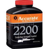 ACCURATE POWDER 2200 1LB