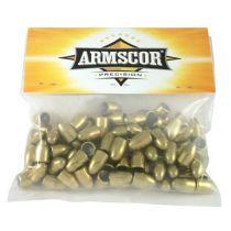 ARMSCOR BULLET 9MM (.355) 115gr FMJ 100/bag