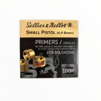 Sellier & Bellot - Primer - Small Pistol 100/Box