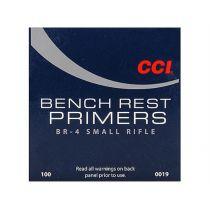 CCI - Primer - BR4 - Small Rifle B.R. 100/Box
