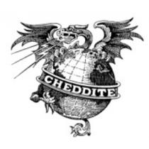 "CHEDDITE HULL 12ga 2.75"" 8mm PRIMED p/100 RED"