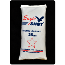 EAGLE SHOT MAGNUM #8 25LB BAG