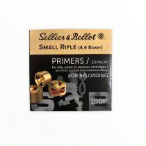 Sellier & Bellot - Primer - Small Rifle 100/Box