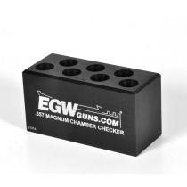 EGW - Ammo Chamber Checker 357 Magnum 7-hole