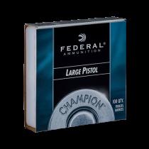 FEDERAL 150 PRIMER LARGE PISTOL 100/bx