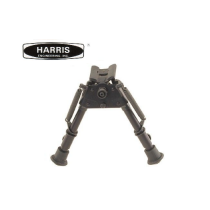 "HARRIS BIPOD SERIES S HINGED BASE 6-9""LEG NOTCH"