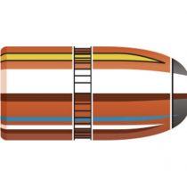Hornady - Bullet - 25c (.257) 60 gr Flat Point 100/Box