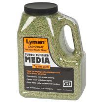 Lyman - Easy Pour Corncob Tumbler Media Treated 2.25 Pound