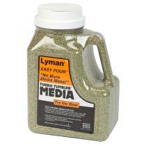 Lyman - Easy Pour Corncob Tumbler Media Treated 6 Pound