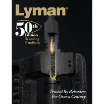 Lyman - Book - Reloading Manual 50th Edition (Hardcover)