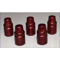 Missouri Bullet Company - Bullet - Cast 38c (.358) 158gr SWC HI-TEK Coated /gl 500/Box