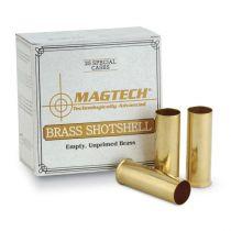 "Magtech - Hull - Brass Hull, 24 gauge 2.4""unprimed Large Pistol Primer 25/Box"