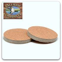 """Ballistic Products - Mini Nitro Card 20 ga .075""""/.625""""-Dia. 500/Bag"""