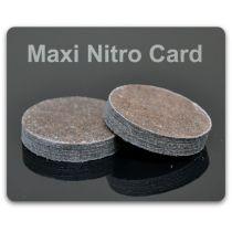 Ballistic Products - Maxi Nitro Card 12 ga .125/.740-Dia. 500/Bag