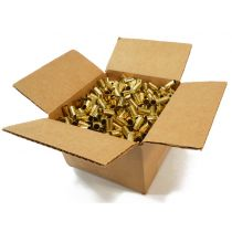 Once Fired - Brass -Nickel 40 S&W (Bag of 100)