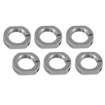 Hornady - DIE LOCK RING 7/8x14 SURE-LOC STEEL 6/PACK