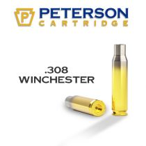 Peterson - Brass - 308 Winchester 50/Box
