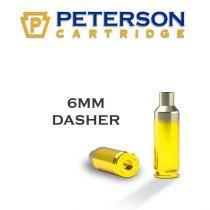 Peterson - Brass - 6mm Dasher