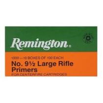 REM PRIMER 9-1/2 LARGE RIFLE 100/bx