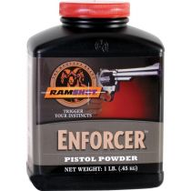 Ramshot Enforcer Smokeless Powder 1 Pound