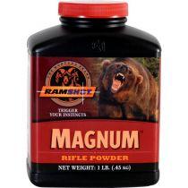 RAMSHOT MAGNUM 1LB POWDER (RIFLE)