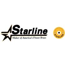Starline - Brass - 38 Super+P Unprimed 100/Bag