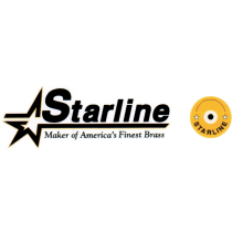 STARLINE BRASS 357 SIG UNPRIMED PER 100
