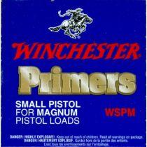 WIN PRIMER SML PISTOL MAG #1-1/2M 108 100/BX