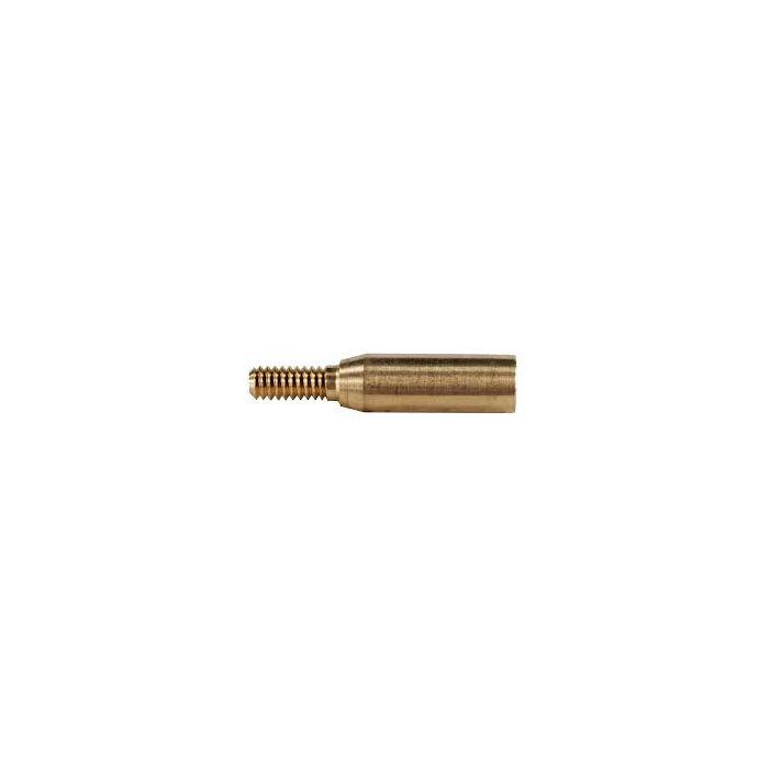 Pro-Shot Thread Adapter Converts 5x40 Male Thread to 8x32 Female Brass  # 17AD