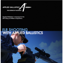 APPLIED BALLISTICS - ELR Shooting with Applied Ballistics DVD