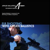 APPLIED BALLISTICS - ELR Shooting with Applied Ballistics DVD