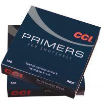 CCI PRIMER 209 SHOTSHELL 100/BX