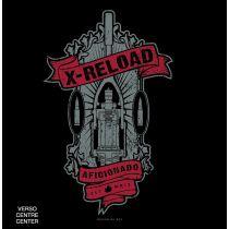 X-Reload T-Shirt Aficianado (X-Large)