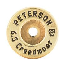 Peterson Brass 6.5 Creedmoor Unprimed Bulk Bag of 100