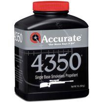 ACCURATE POWDER 4350 1LB