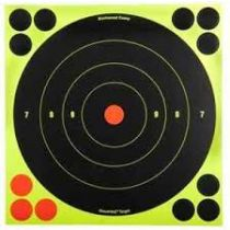 "BIRCHWOOD SHOOT-NC 6"" ROUND BULL 60/PKG"