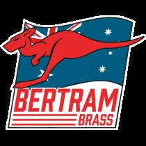 BERTRAM BRASS 408 CHAYTAC 20/BX