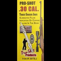 PRO-SHOT .30 Cal Trace Eraser Spear Tip Jag