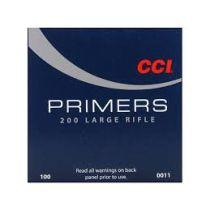 CCI PRIMER 200 LARGE RIFLE 100/bx