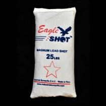 EAGLE SHOT MAGNUM #8 25LB BAG
