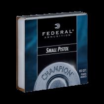 FEDERAL 100 PRIMER SMALL PISTOL 100/bx