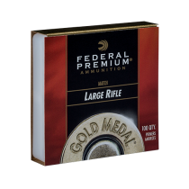 FEDERAL 210 PRIMER LARGE RIFLE MATCH 100/bx