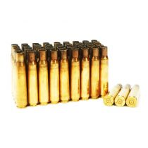 50 BMG LAKE CITY ONCE FIRED BRASS CLEANED, SIZED & PRIMED - 20/BAG READY TO LOAD
