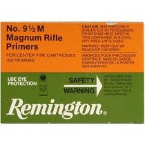 REM PRIMER 9-1/2 MAG LARGE RIFLE 100/bx