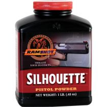 RAMSHOT SILHOUETTE 1LB POWDER (PISTOL)