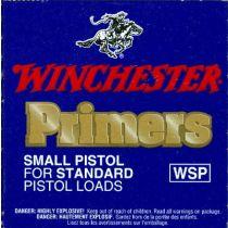 WIN PRIMER SML PISTOL 100/BX