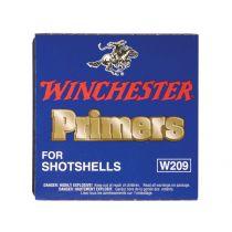 WINCHESTER PRIMER 209 SHOTSHELL 100/BX